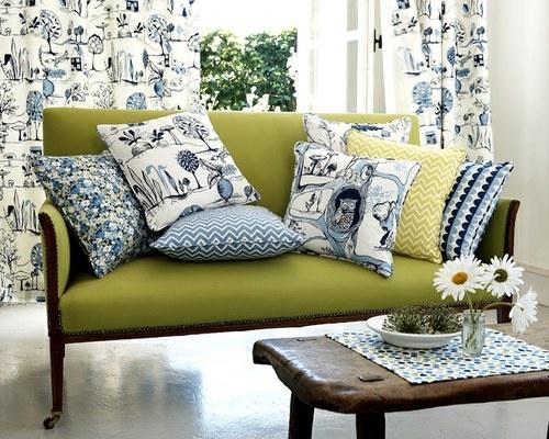 Unique Fabrics - Magic Roundabout- Love this collection!!