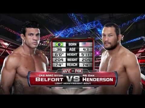 Vitor Belfort vs. Dan Henderson 2 Fight Video - http://www.lowkickmma.com/News/vitor-belfort-vs-dan-henderson-2-fight-video/