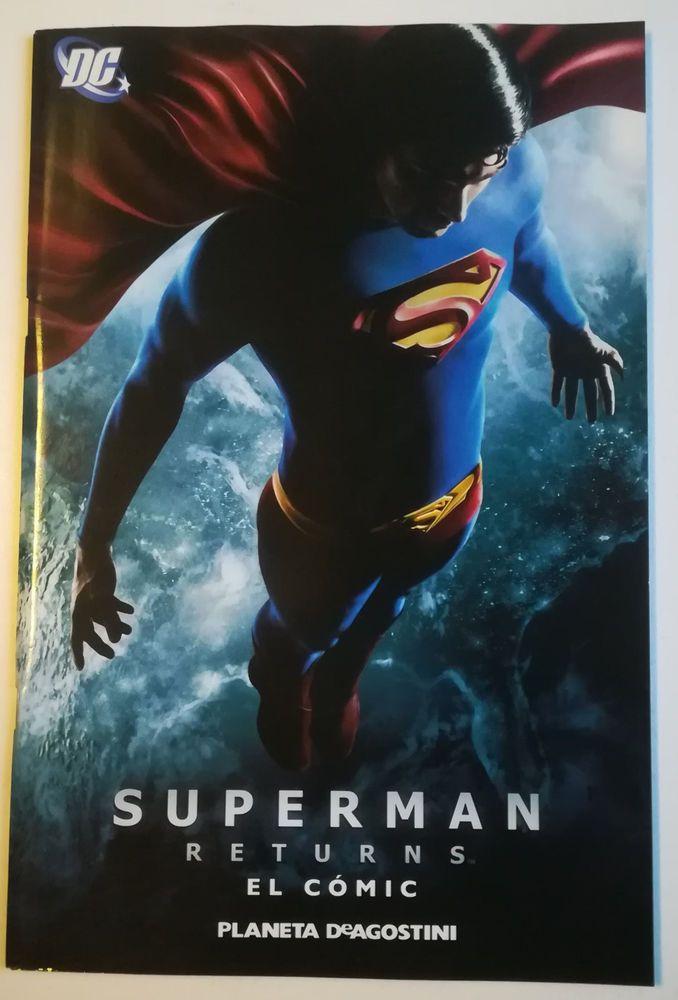 Superman Returns Adaptacion Oficial De La Pelicula Carteles De Peliculas Famosas Carteles De Cine Superman La Pelicula