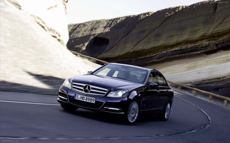Mercedes C Class, this is the car I want and am saving for in 2/3 years time, second hand of course.