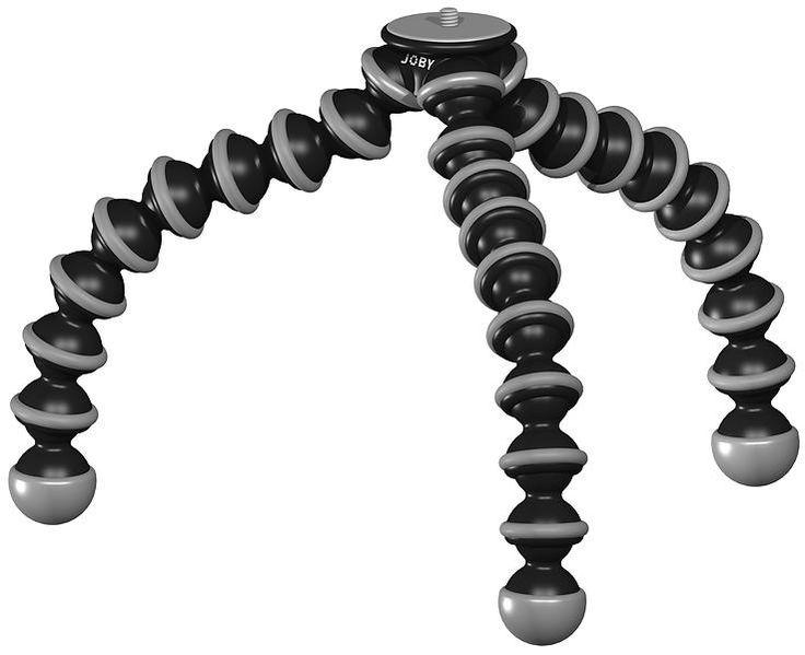 Jämför priser på Joby Gorillapod SLR-Zoom JB00103 - Hitta bästa pris på Prisjakt