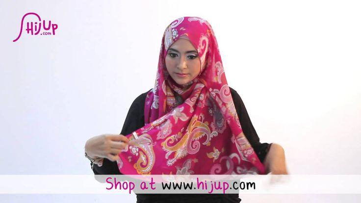 Hijab Tutorial Style 46 by HijUp.com