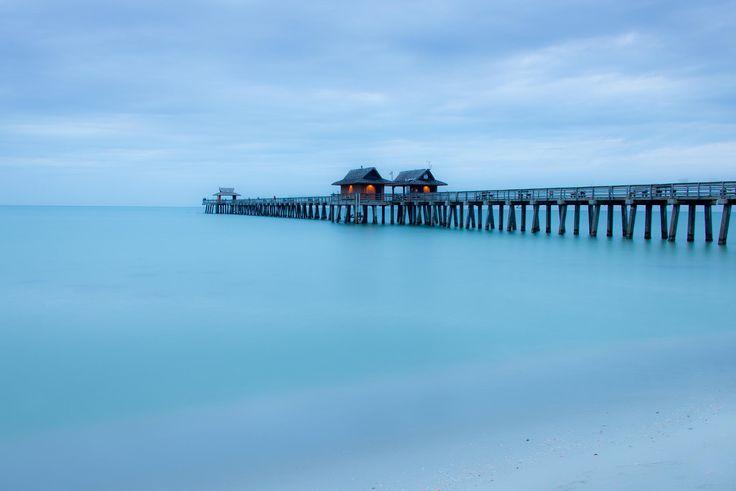 El Muelle de Nápoles, Florida.