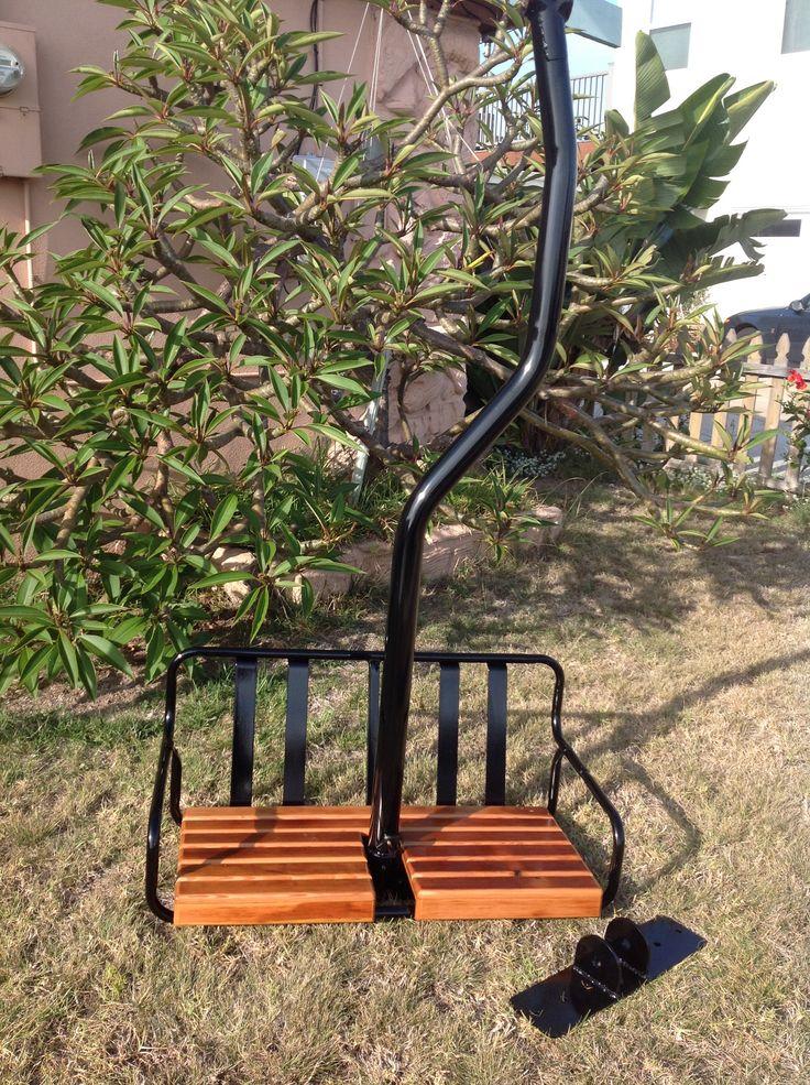 23 best Chair lift images on Pinterest | Ski lift, Porch swings ...