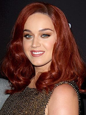 Katy Perry debuted two dramatic hair-color changes in one night. | allure.com