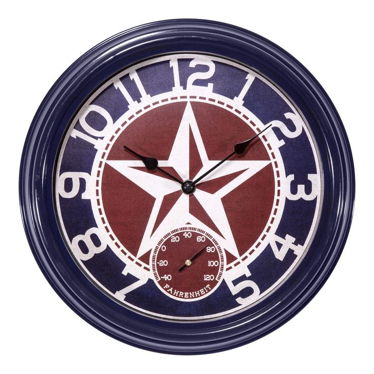 Best 25 Outdoor Clock Ideas On Pinterest Wall Clocks