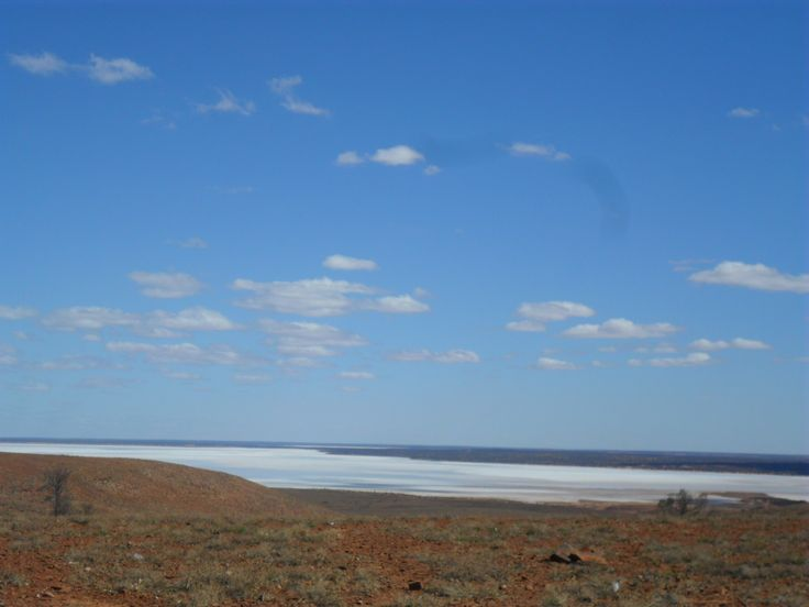 Outback, Salted Lake