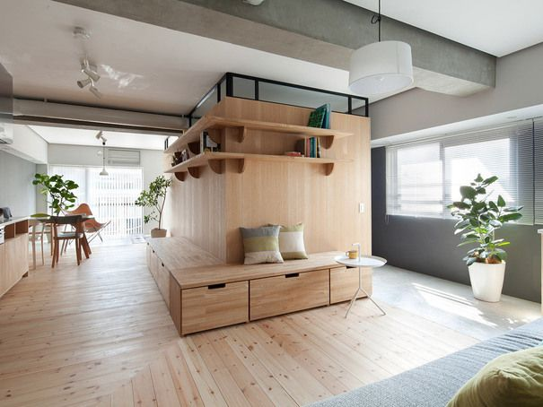 Japanese Apartment Design Small Space 1030 best apartments designs images on pinterest | japanese
