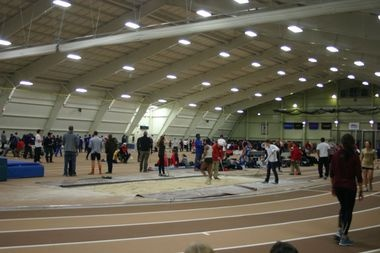 Men's track and field team to compete at historic Armory Track