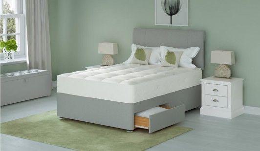 150cm Platform Top 2+2 Drawer Set Lindale Ortho Comfort