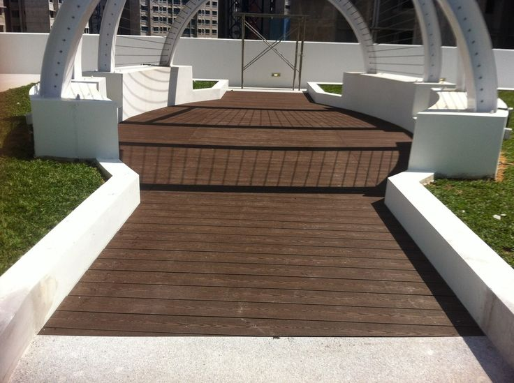 17 best ideas about composite decking prices on pinterest for Decking material options