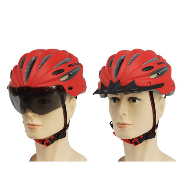 GUB K80 Bike Helmets Online Shopping Brand Quality Bicycle Helmet with Visors and Goggles 58-62CM Helmets