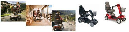 Mobilité réduite:Développer l'usage des scooters et segway ?
