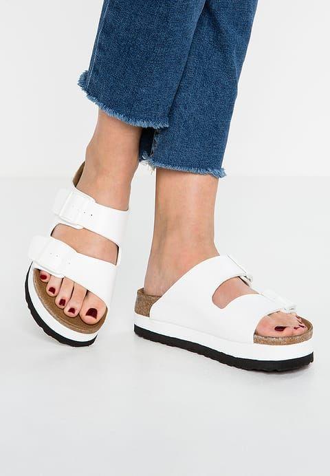Papillio ARIZONA  - Pantofole - white - Zalando.it