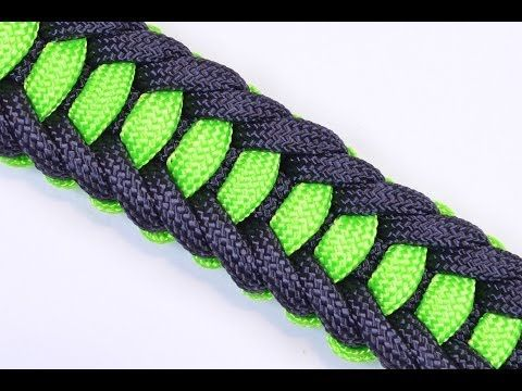 Good Make the Jagged Ladder Paracord Survival Bracelet with Buckle - BoredParacord