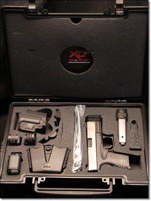 Springfield. XDM Compact .45 – hands down best carry gun i own