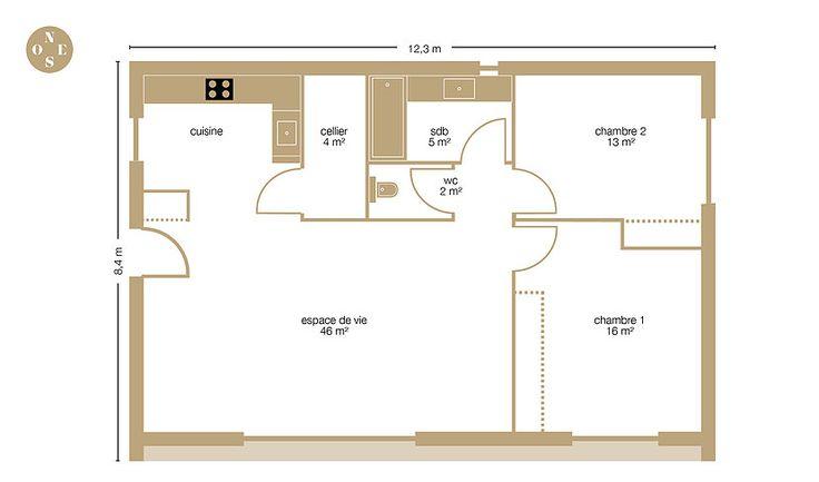 les 21 meilleures images du tableau maisons booa sur pinterest maisons en bois architecture. Black Bedroom Furniture Sets. Home Design Ideas