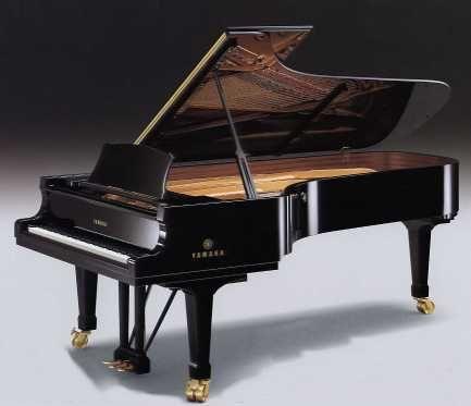 Yamaha Grand Piano....I really WANT!