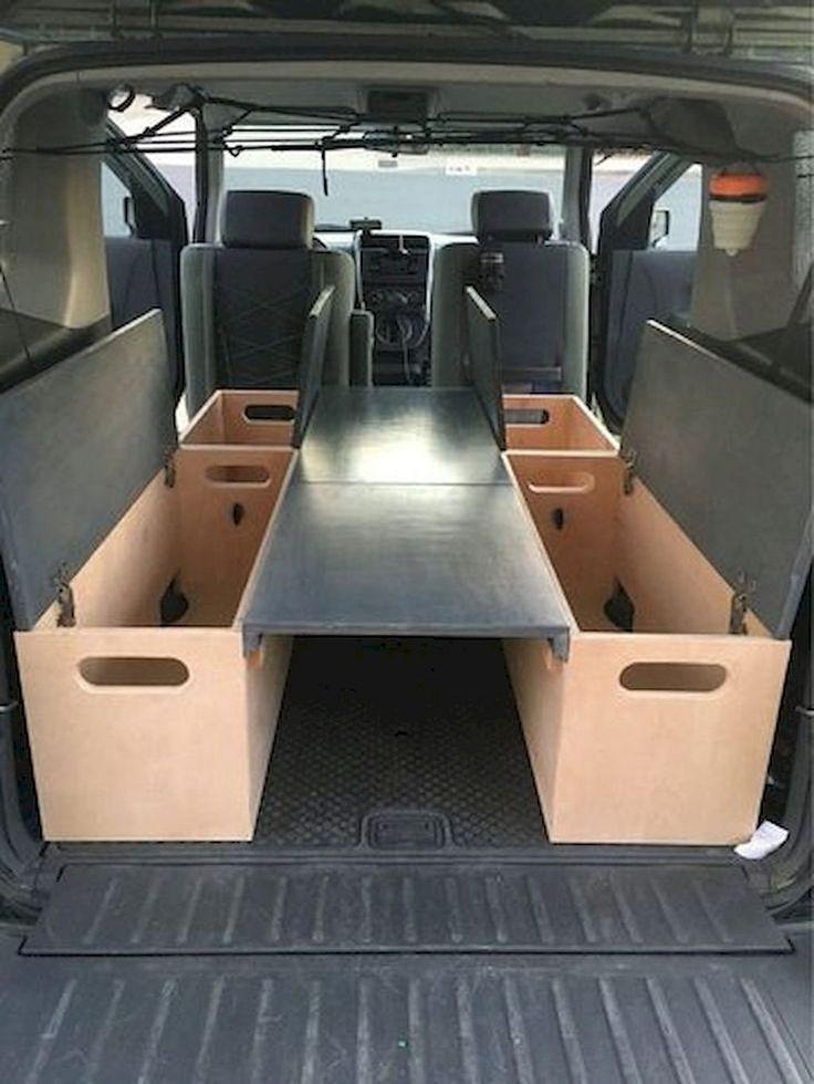 Ideas For Camper Van Conversions(19)
