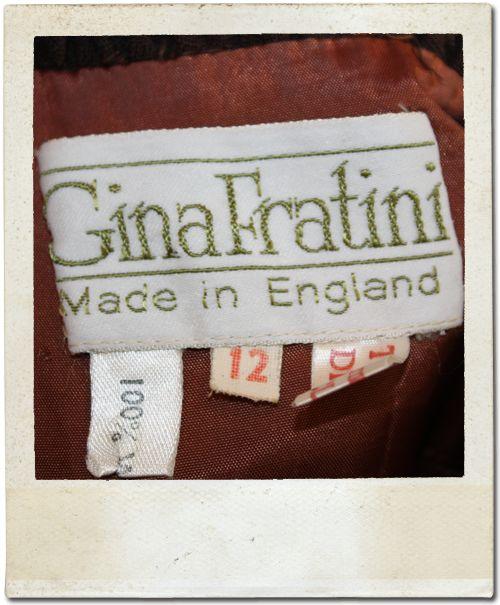 Gina Fratini Label