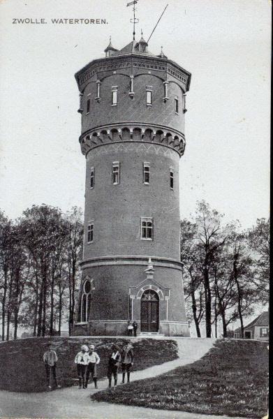 Image result for watertoren zwolle