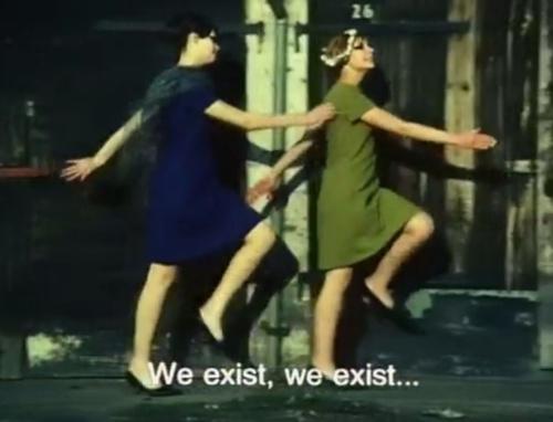 Sedmikrasky: Daisies 1966 Sedmikrasky, Daisies Vera Chytilova, Daisies Sedmikraski
