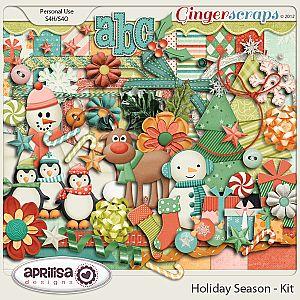 Holiday Season - Kit