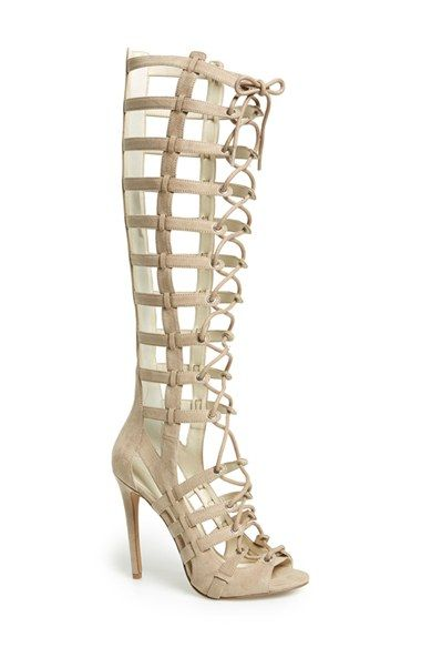 c4a283fc1dc8 KENDALL + KYLIE  Emily  Tall Gladiator Sandal (Women) available at   Nordstrom