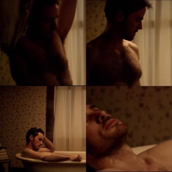 Colin O'Donoghue #shirtless #ohdearlordhavemercy