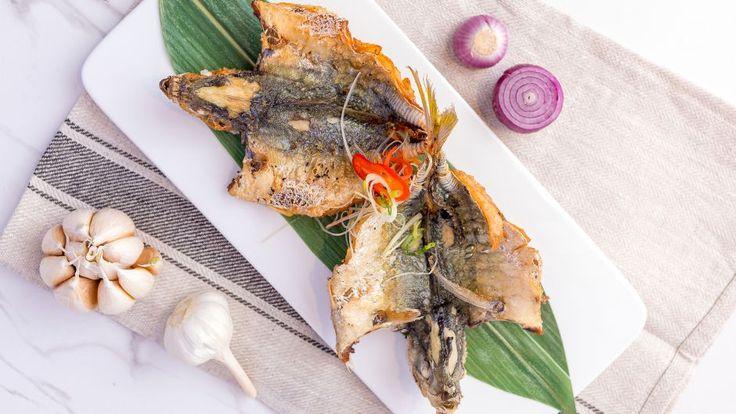 Crispy Fried Milkfish (Bangus)   Asian Food Channel