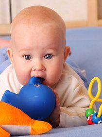 Das richtige Spielzeug fördert die Entwicklung