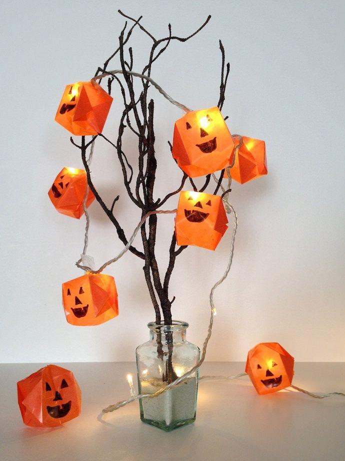Faça você mesmo: luzes para o Halloween – divirta-se com as crianças