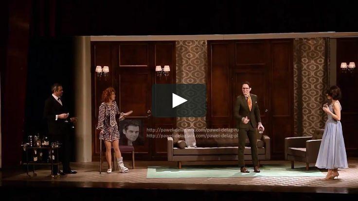 "Фрагменты спектакля ""Być jak Elizabeth Teylor"".   https://vimeo.com/203886015   Павел Делонг / Pawel Delag / Byc jak Elizabeth Taylor  #PawelDelag #ПавелДелонг #BycjakElizabethTaylor"