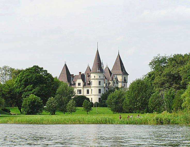 Andrássy castle - Tiszadob -  Hungary