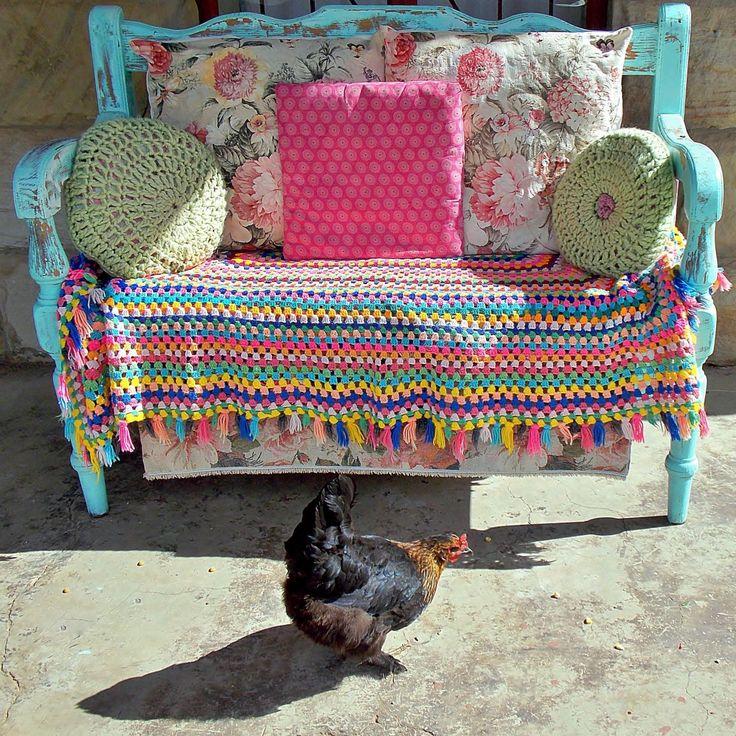 Photo and crochet by CrochetCrazyGirl