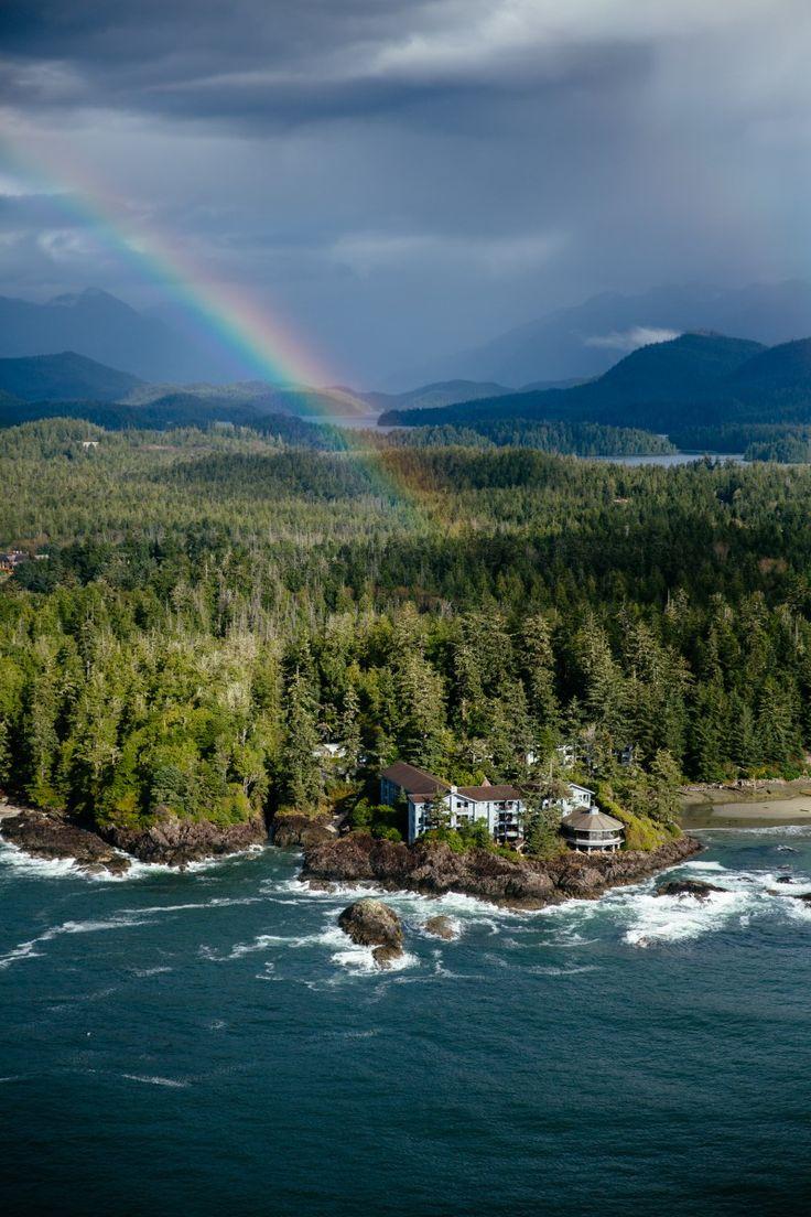 The Best Canadian Honeymoon Destinations | Weddingbells Tofino, BC, Canada