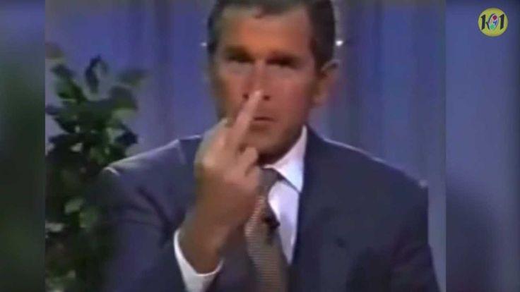 Факью Буш (ляпы президентов)