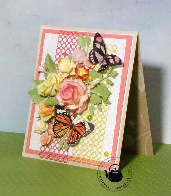 Bee Scrap - polski producent papierów do scrapbookingu: Craftowe Marzenie