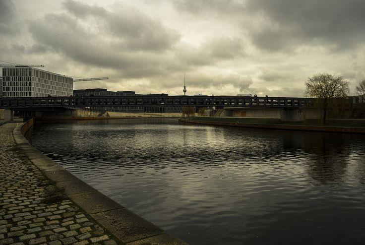 The bridge - Sony A7S + Vivitar 28mm f/2.8