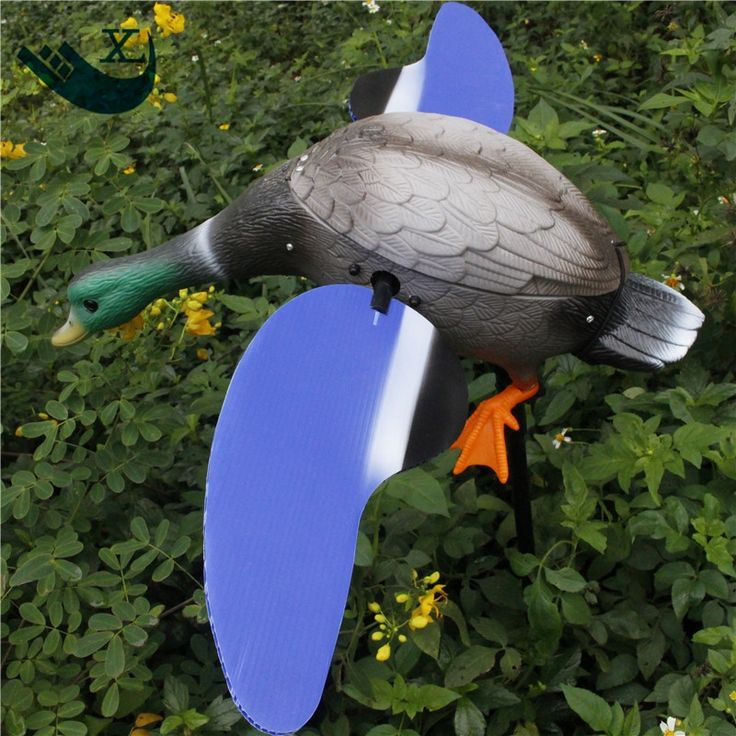 69.66$  Buy here  - 2016 Remote Control Mallard Drake Decoy Hunting Motorized Duck Decoy Hunting With Japan Motor From China