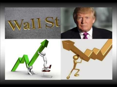 Stock Markets Recover and Gold Prices fall back after a Trump Victory – ...