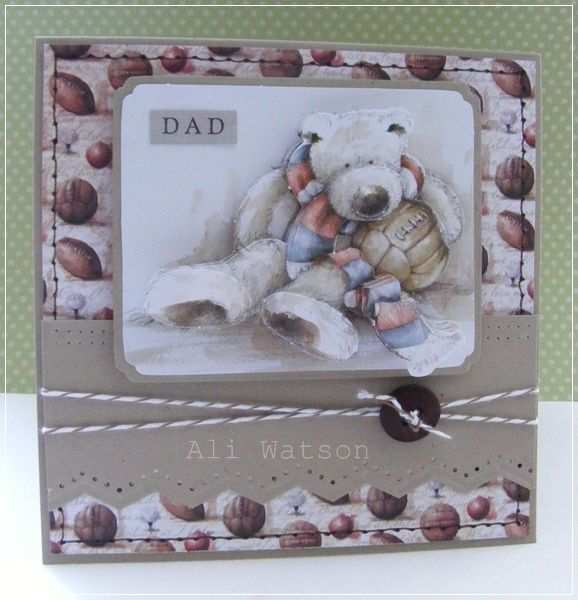 wellington bear card - Google Search
