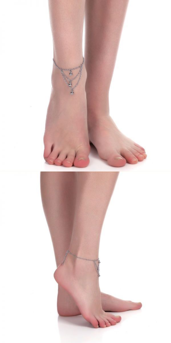 Anklets meaning in tamil elegant three layer bell pendant platinum plated foot chain best friend anklet #5 #metal #anklets #anklets #for #toddlers #anklets #jeans #anklets #yarn