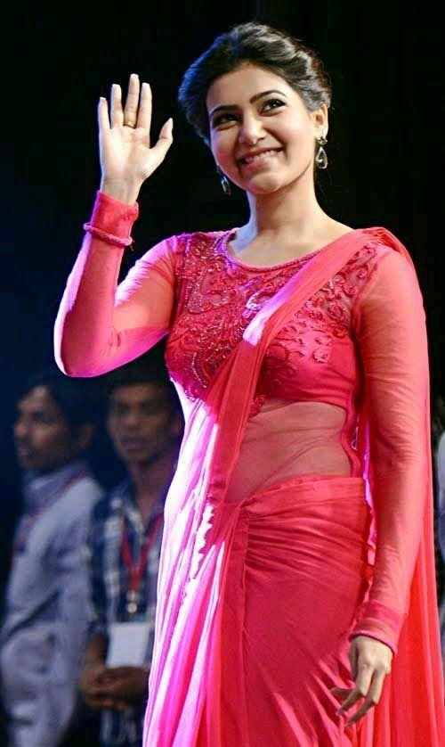 Happy birthday samantha ruth prabhu .