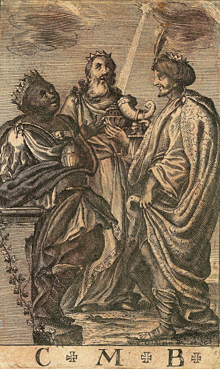 Wenzel Daniel Gutwein: Tři Králové (Heilige Drei Könige), 18. století
