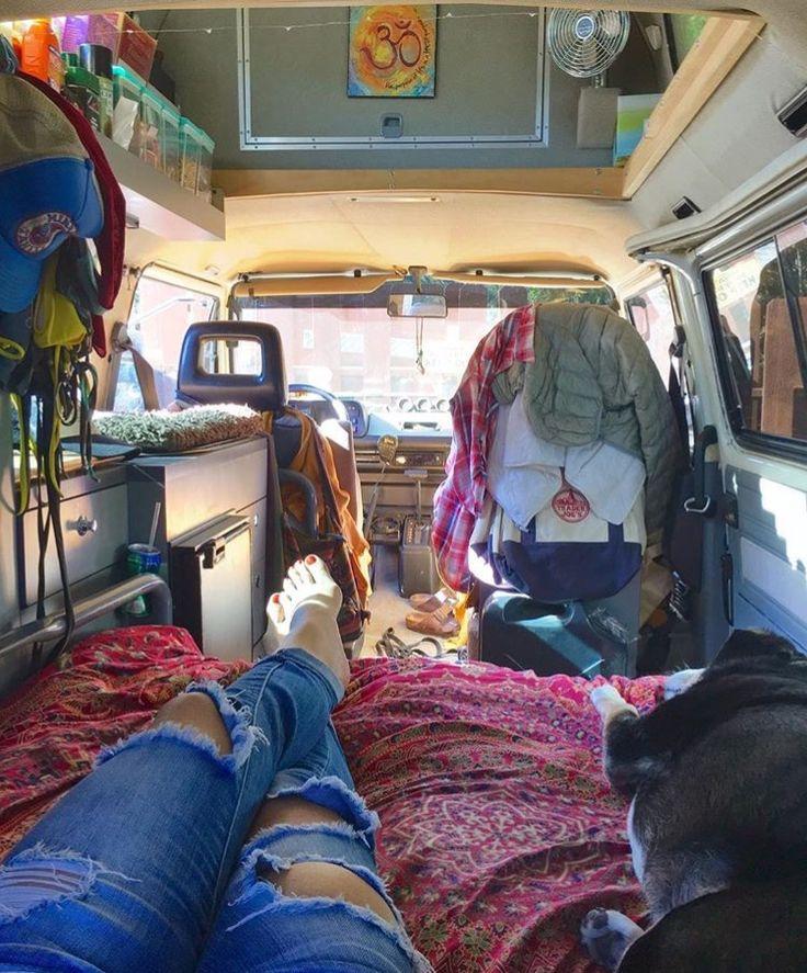 les 25 meilleures id es de la cat gorie mini fourgonnette de camping sur pinterest van cargo. Black Bedroom Furniture Sets. Home Design Ideas