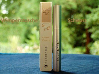 Locherber Wimperntusche Tiefschwarz ist eine Ultra-starke Volumen-Wimperntusche. Die neuartige Formel mit gehaltvollen und pflegenden Bestandteilen verleiht Ihren Wimpern attraktive Fülle und betont