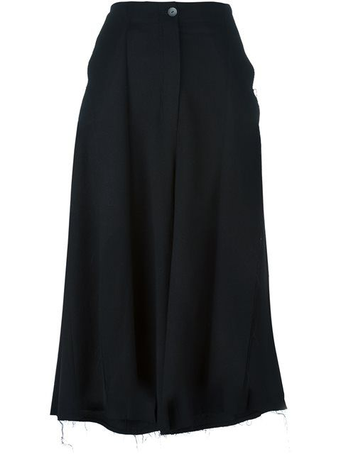 DAMIR DOMA 'Pollock' wide fit trousers. #damirdoma #cloth #'pollock'半身裙