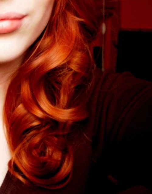 207 Best R E D Images On Pinterest Hairstyles Autumnal