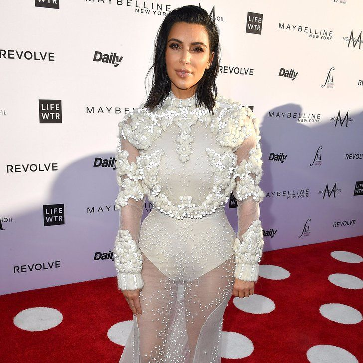 Kim Kardashian Responds to Claims That She Was Attacked in LA